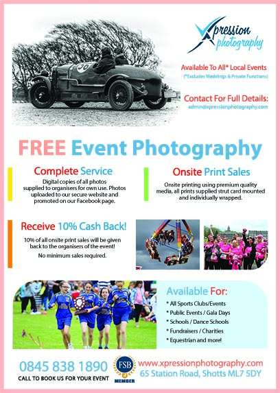 Free Event Photography