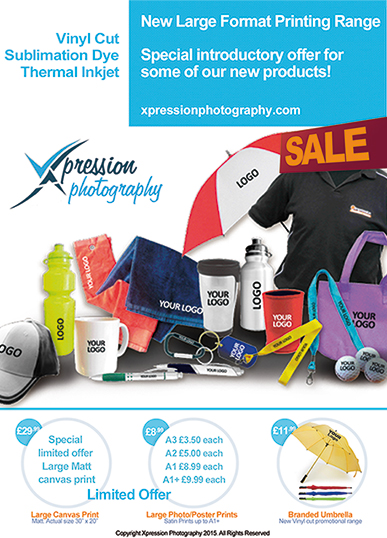 New Large Format Printed Products