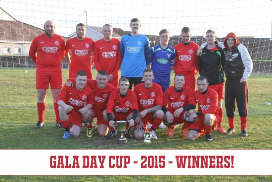 Shotts Gala Day Cup Final 03062015