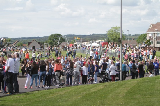 Shotts Gala Day 2015