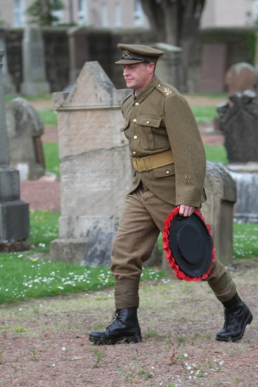 Andrew Murphy Memorial FB Annual Battle of the Somme Remembrance Parade 01072015