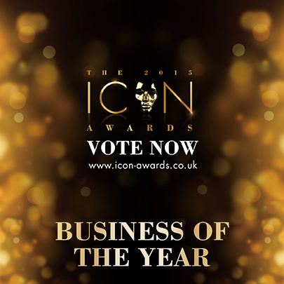 Icon Awards 2015 Business of the Year Nomination