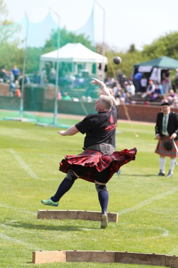 Shotts Highland Games 2016
