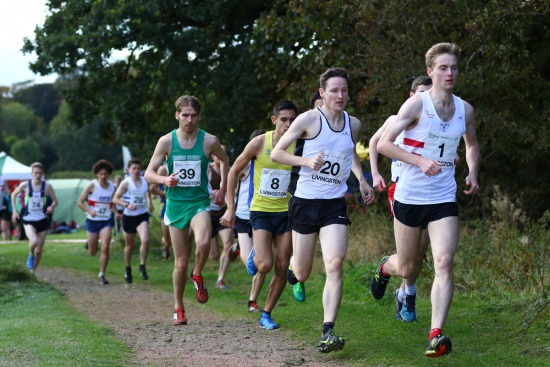 East Districts Cross Country Relays 2016