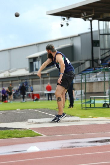 Scottish Athletics League Match 4
