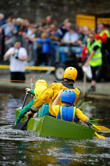 Linlithgow Canal Fun Day 2018